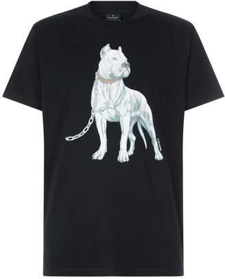 Marcelo Burlon County of Milan Dog Print T-Shirt