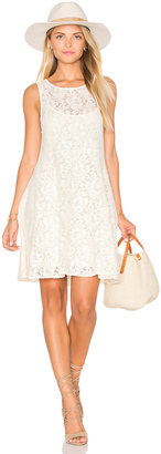 Free People Miles of Lace Dress $128 thestylecure.com