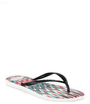 Havaianas Slim Geometric Flip-Flops
