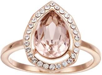 Brilliance+ Brilliance Pear Cut Ring with Swarovski Crystal
