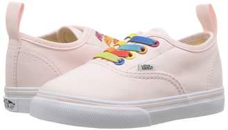 Vans Kids Authentic Elastic Lace Girls Shoes