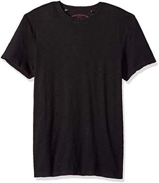 Buffalo David Bitton Men's Tolife Short Sleeve Crew Neck T-Shirt