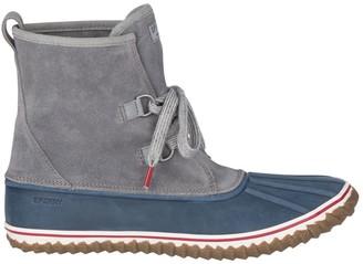 Sperry Schooner Slouch Suede Rain Boots