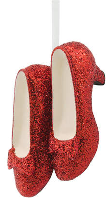 Hallmark Red Slippers Ornament