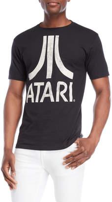 Atari Distressed Logo Tee