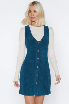 Nasty Gal Touch a Cord Dress