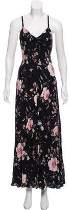 Alice + Olivia Sleeveless Maxi Dress