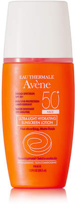 Avene Spf50 Ultra-light Hydrating Sunscreen Lotion, 38.5ml - Colorless