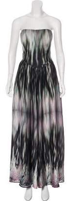 Ted Baker Strapless Evening Dress