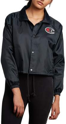 Champion Coaches Crop Jacket
