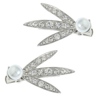 MONET JEWELRY Monet Jewelry The Bridal Collection 2-pc. Hair Clip