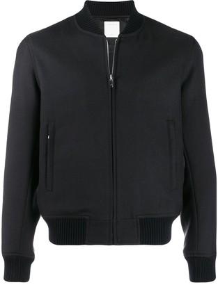 Sandro Paris classic bomber jacket