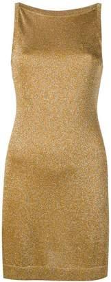 Missoni lurex knit mini dress