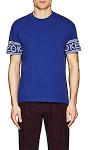 Kenzo Men's Logo Cotton Jersey T-Shirt - Blue