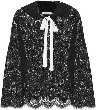 Schumacher Dorothee Energized Lace hooded top