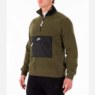 Nike Men's Sportswear Season Half-Zip Jacket
