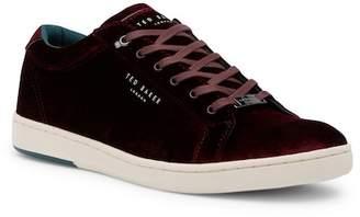 Ted Baker Lambrt Velvet Sneaker