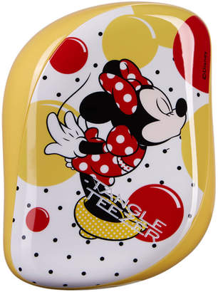Tangle Teezer Compact Styler Hairbrush - Disney Minnie Mouse Sunshine Yellow
