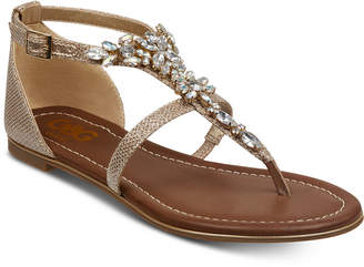 0b86da1928eb74 G by Guess Gold Women s Shoes - ShopStyle