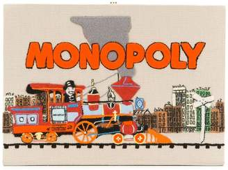 Olympia Le-Tan 'Monopoly Train' clutch