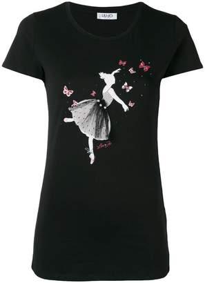Liu Jo ballerina T-shirt