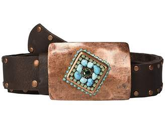 Leather Rock Myra Jean Belt