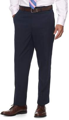 Chaps Men's Performance Series Classic-Fit 4-Way Stretch Suit Pants