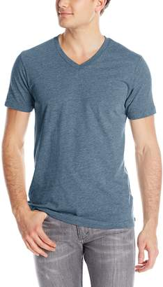 Volcom Men's Heather V-Neck Short Sleeve T-Shirt
