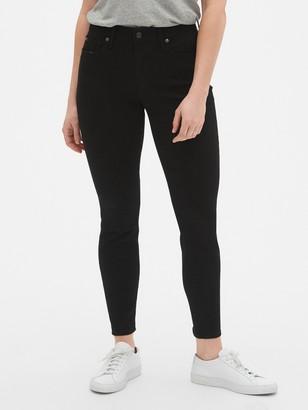 Gap Mid Rise Curvy True Skinny Jeans