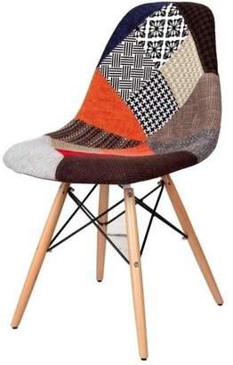 Apt2B Briarhill Side Chair PATCHWORK - Set of 2