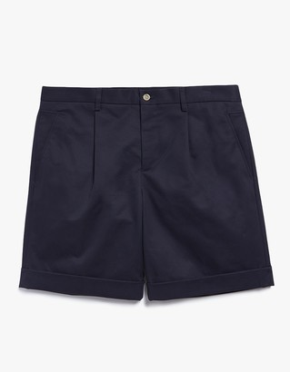 Pleated Bermuda Short $176 thestylecure.com