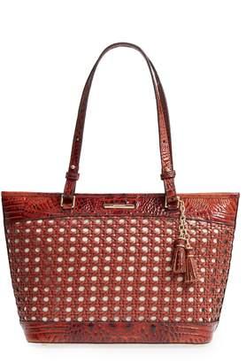 Brahmin Medium Asher Leather Tote Bag