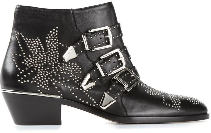 Chloé 'Suzanna' ankle boots