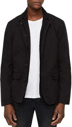 AllSaints Brook Regular Fit Blazer