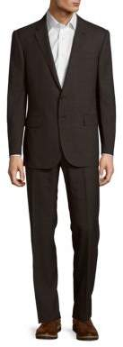 Polo Ralph LaurenClassic-Fit Textured Woolen Suit