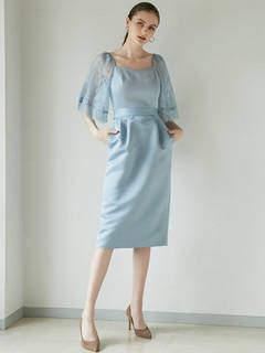 LAGUNAMOON (ラグナムーン) - LADYバタフライスリーブドレス