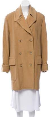 Burberry Vintage Wool Coat