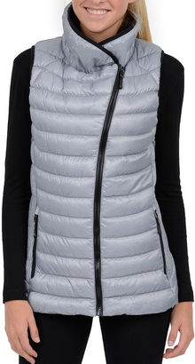 Champion Insulated Puffer Vest $100 thestylecure.com