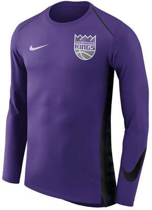 Nike Men's Sacramento Kings Hyperlite Shooter Long Sleeve T-Shirt