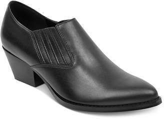 Marc Fisher Loori Western Booties Women's Shoes