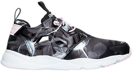 Reebok Women's Furylite Floral Print Casual Shoes