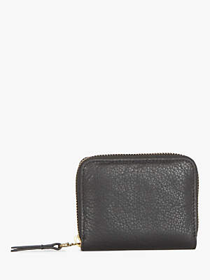 Gerard Darel Leather Wallet, Black