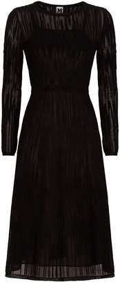 M Missoni Zig Zag Weave Dress