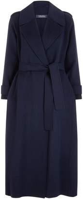 Max Mara Sonale Wool Maxi Coat