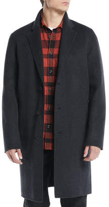 Vince Men's Wool-Blend Car Coat