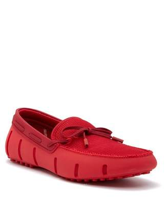 Swims Lace Loafer Driver