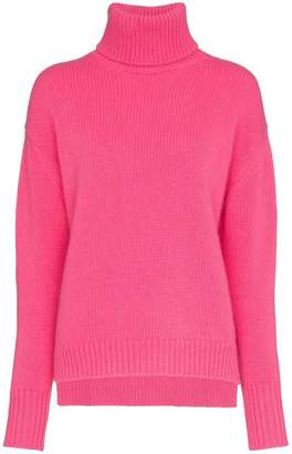 Golden Goose Joana knit turtleneck wool jumper