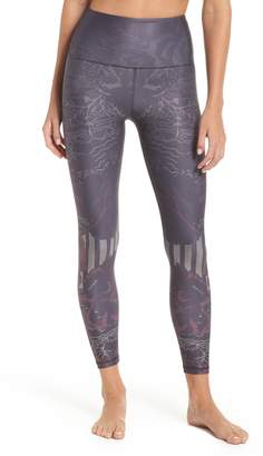 Maaji Native Fleur Reversible Leggings