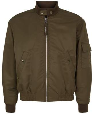 Burberry Padded Bomber Jacket