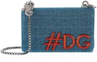 Dolce & Gabbana Lurex Girls Cross Body Bag